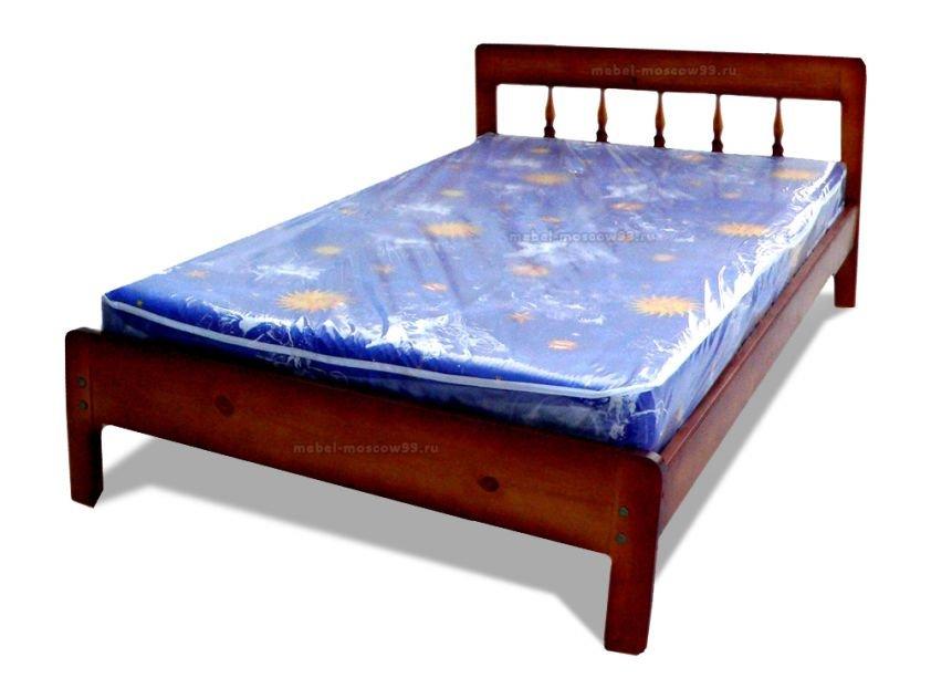 """Кровать деревянная """"Элеонора"""""""