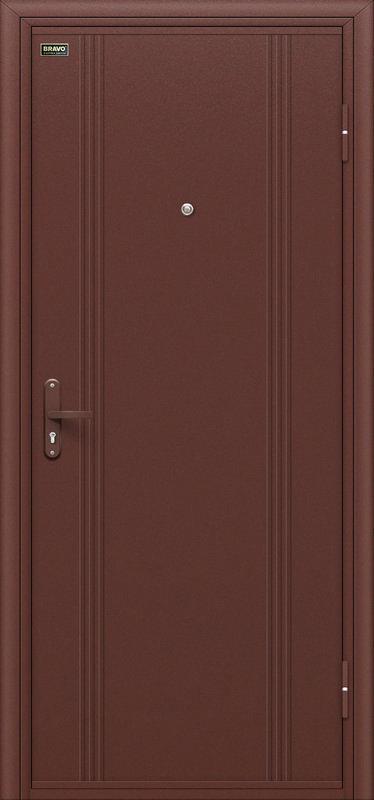 Входные стальные двери Door Out 101 Антик Медь