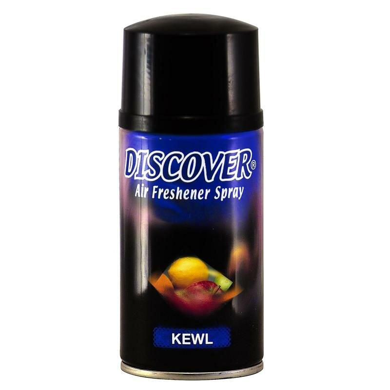 """Сменный баллон для автоматического освежителя """"Discover. Kewl (Фрукты)"""", 320 мл"""