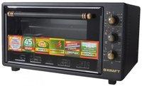 Мини-печь, ростер KRAFT KF-MO 4504 RK2GBL Мини-печь черный RETRO