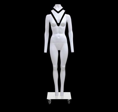 Аренда манекена-невидимки для фотосъемки (женский) / foto-f8a