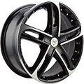 NZ Wheels SH676 6.5x16 5x115 ET 41 Dia 70.1 BKF - фото 1