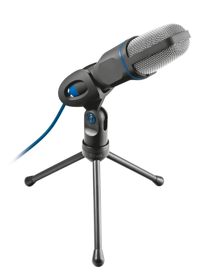 Стрим микрофон Trust MICO USB (20378)