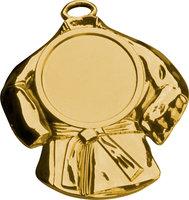 Россимвол Медаль Карате MD6050/G 58*50(25) G-2мм