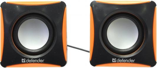 Компьютерная акустика Колонки DEFENDER SPK-480 2x2 Вт USB 65480