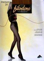 Колготки Filodoro Demetra 20 3/M, Tea капроновые classic