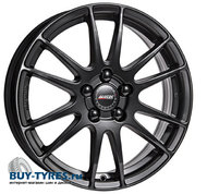 Диск Alutec Monstr 8,5x19 5/120 ET30 D72,6 Racing Black - фото 1