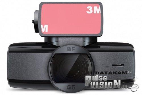 Видеорегистратор с GPS DATAKAM G5-CITY MAX-BF Limited Edition