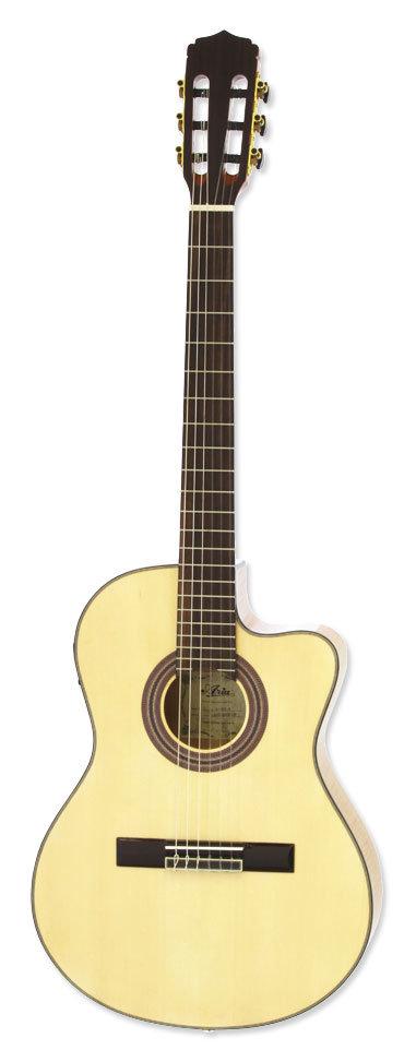 Элекроакустическая гитара aria a-48ce n