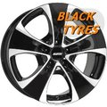 Диск колесный Alutec Dynamite 8.5x18/5x127 D71.6 ET35 Diamond-black front polished - фото 1