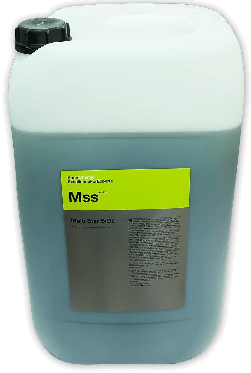 Koch Chemie MULTI STAR SIO2, 33 кг - бесконтактное моющее средство
