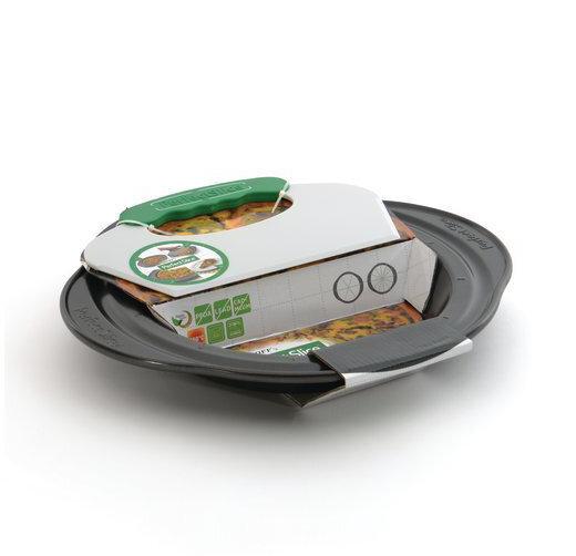 Форма для запекания Форма для запекания с инструментом для нарезания 34*30*4см BergHOFF Perfect Slice 1100055
