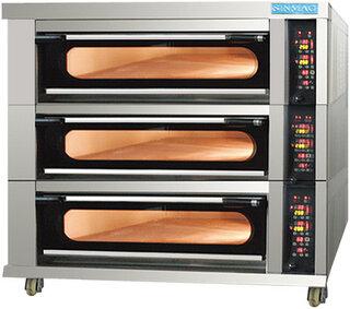 Печь хлебопекарная Sinmag SK2-P933G