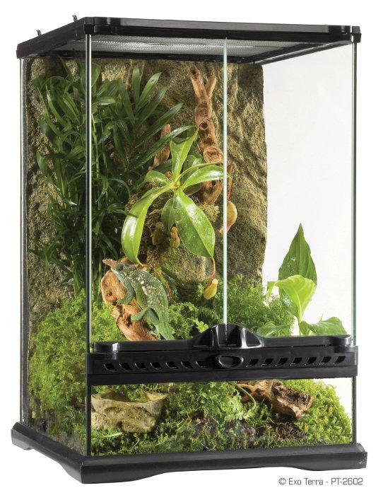 Hagen Террариум EXO TERRA из силикатного стекла, 30х30х45см ...