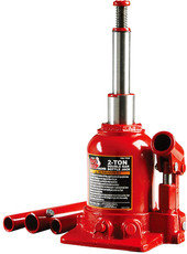 Бутылочный домкрат Big Red TF0202 2т