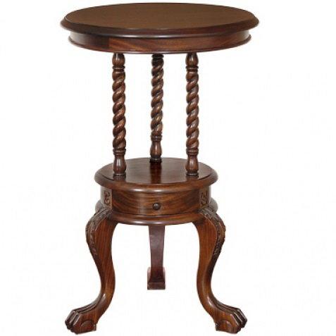 Стол круглый Satin Furniture HTR-M