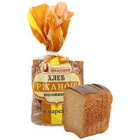 "Хлеб Пролетарец ""Ржаной"" половинка в нарезке, 350г"