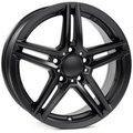 Диск Alutec M10 Racing Black 7x16/5x112 D66.5 ET38 - фото 1