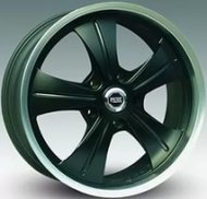 Диски Racing Wheels HF-611 10,0x22 5x130 D71.6 ET45 цвет DB/P - фото 1