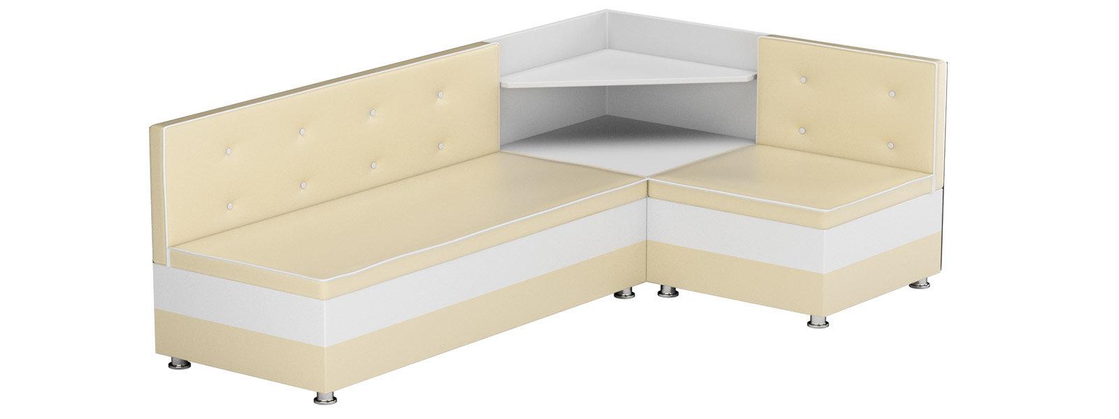 Угловые диваны на кухню Мебелико Кухонный диван Милан