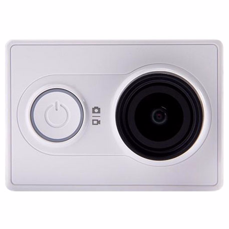 Экшн-камера Xiaomi Yi Action Camera Basic Edition (White/Белая)