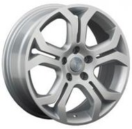 Колесный диск (литой) Replay Gn28 8.0x17/5x115.00 D70.10 ET45 Silver - фото 1
