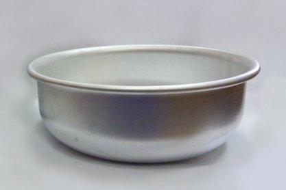 Таз алюминиевый для варенья, 36 см / 10,6 л