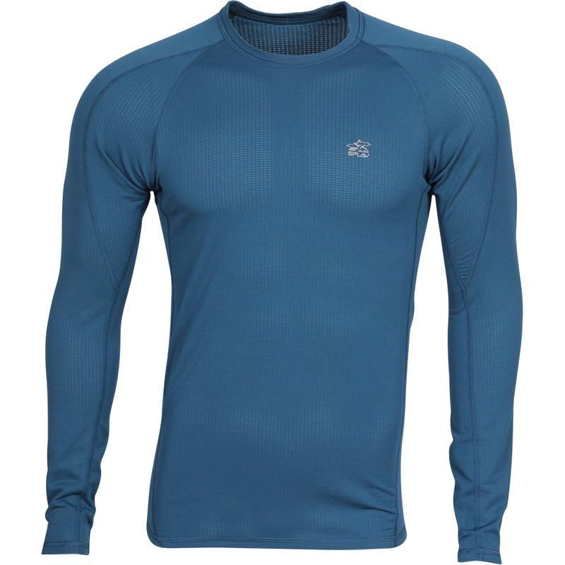 Термобелье футболка Splav «L/S Active Thermal Grid light», оливковый, размер: 52-54/182-188
