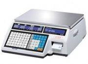 Весы с печатью этикеток CAS CL5000J-15IB