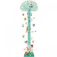 Djeco Ростомер Цветущее дерево 130 см с наклейками DD04038