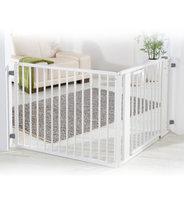 Ворота безопасности Ворота безопасности Geuther 2761 цвет белый/серебро