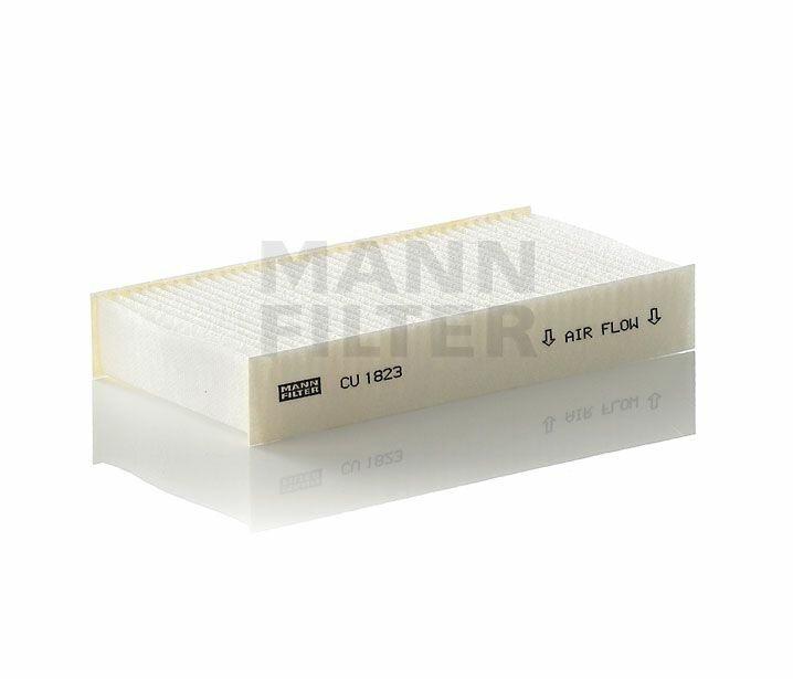 Салонный фильтр MANN CU1823
