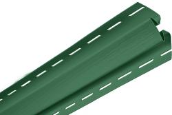 Угол внутренний для сайдинга Альта-Профиль Зеленый