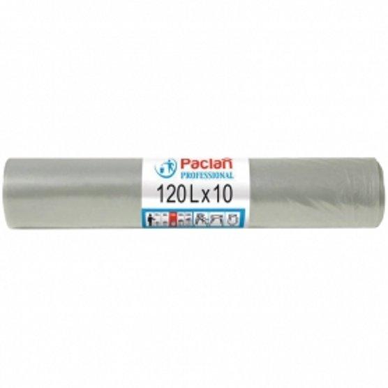 Пакеты для мусора Paclan 4020281 мешки для мусора 120л 10шт