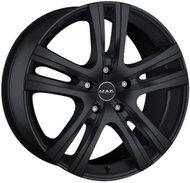 Колесные диски MAK Aria Matt Black 7x16 6x139.7 ET38 D67.1 Чёрный матовый (F7060ARMB38VOX) - фото 1
