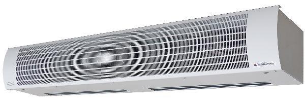 Водяная тепловая завеса Тепломаш КЭВ-29П2121W