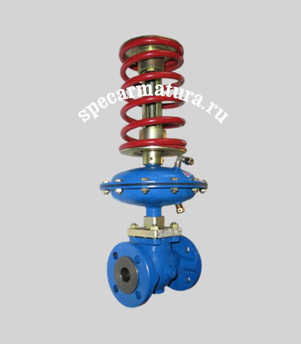 Регулятор давления после себя, с пружиной N60 А-2, Рвых 2,0 - 5,0