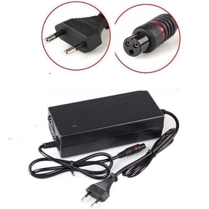Зарядное устройство для электросамоката Kugoo M2/M3/M4 48V (54.6V) 2.0 A
