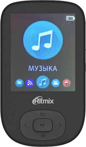 МР3 плеер Ritmix rf-5100bt 4gb black