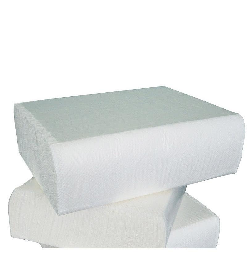 Полотенце бумажное Vслож 1сл 250л/упак ToMoS белое 1 шт.