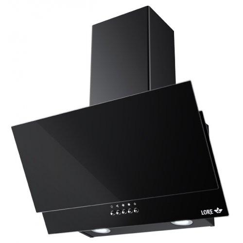 Вытяжка Lore EGL 600 черное стекло