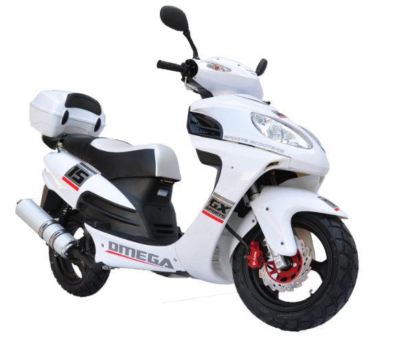 Скутеры GX Moto Omega 150