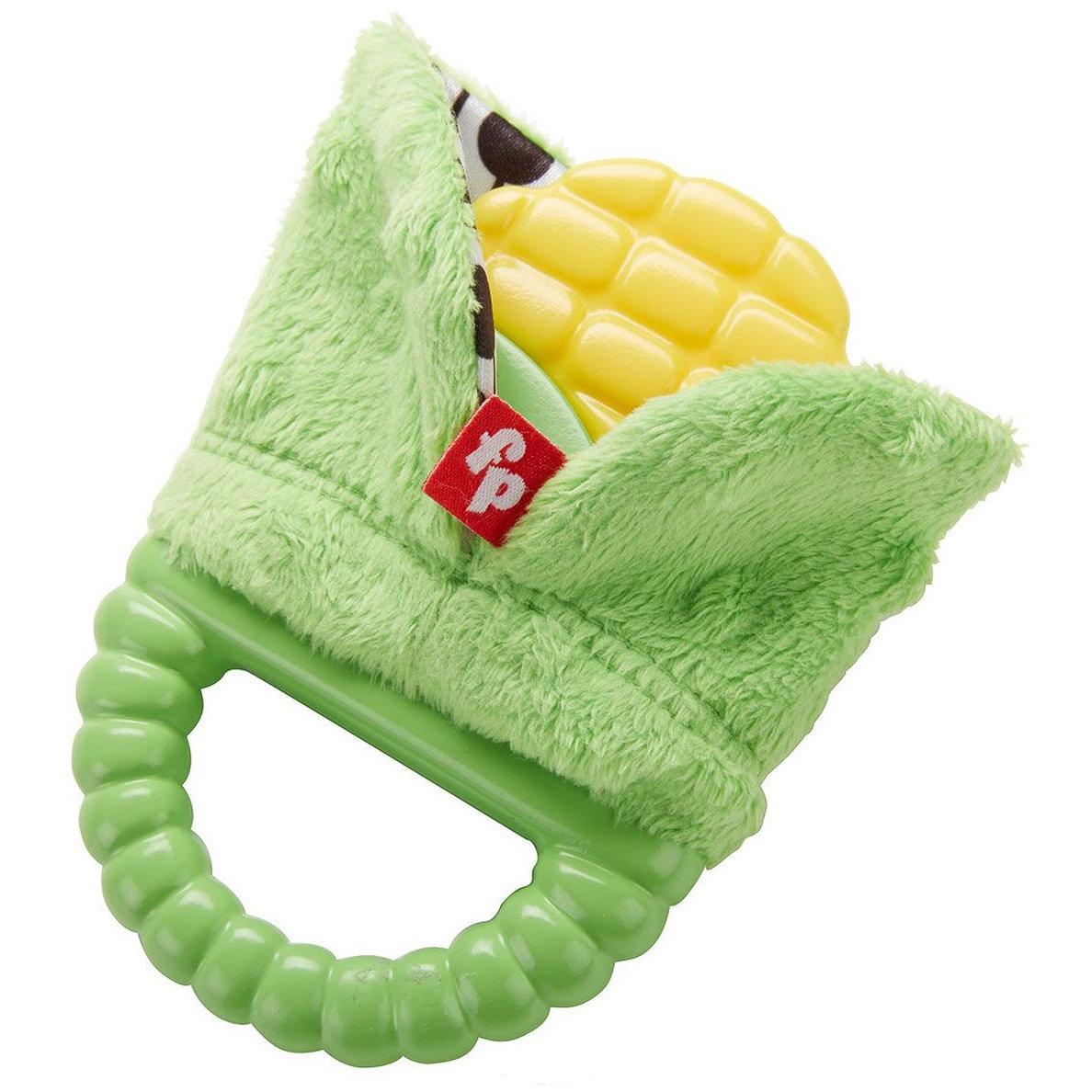 Прорезыватель Fisher-Price Кукуруза