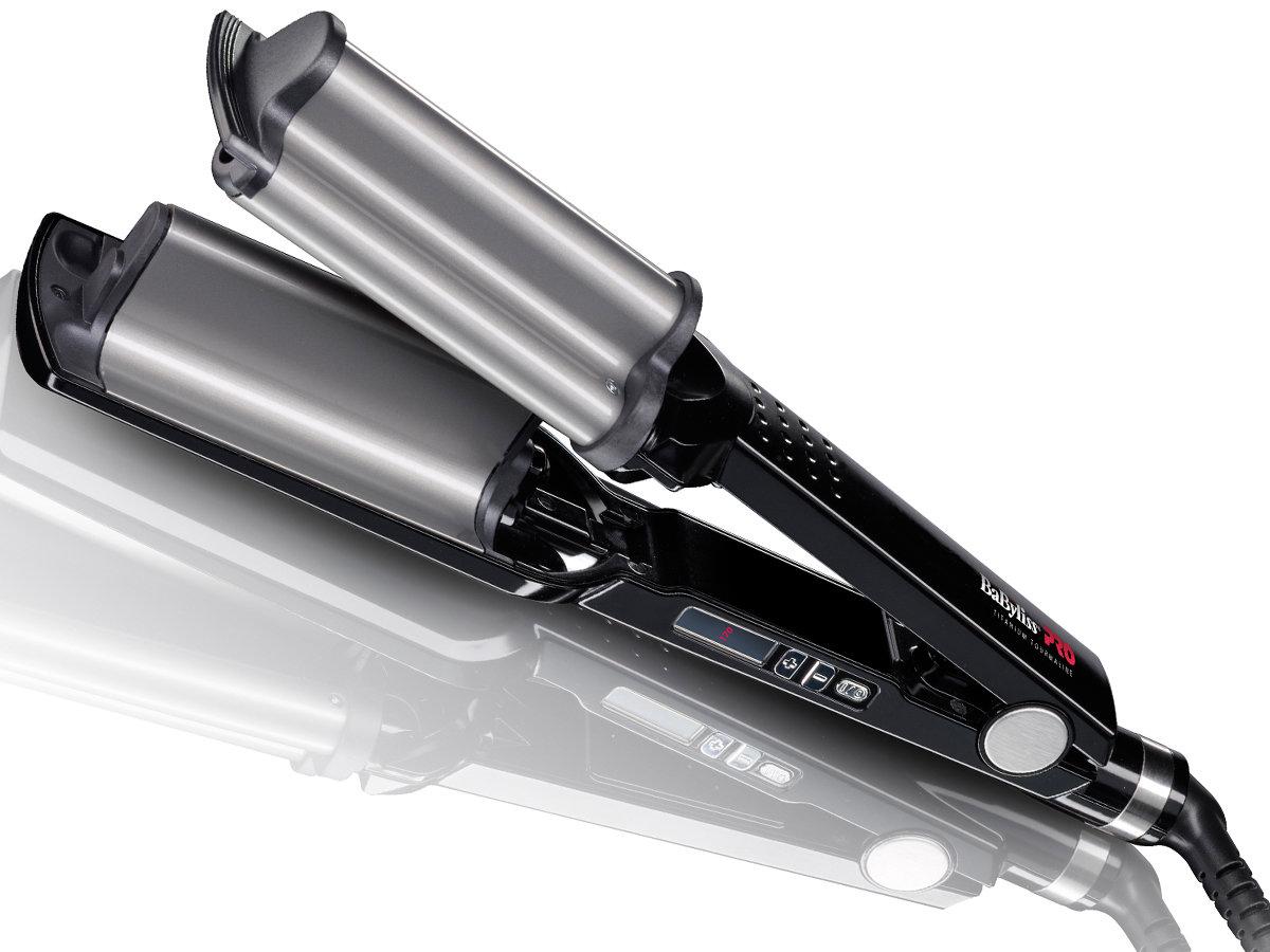 Щипцы для завивки волос BaByliss PRO Ionic Hi-Def Waver BAB2469TTE