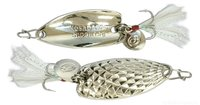 Блесна Kosadaka Pin Spoon 29мм / 2 грамм / Silver