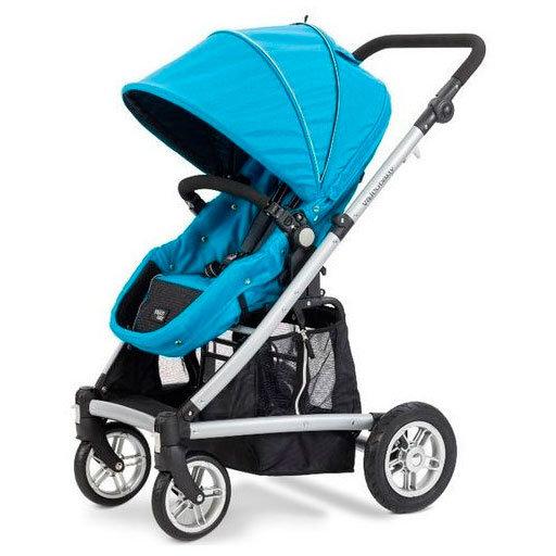 Valco baby коляска прогулочная zee spark/ marine