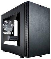 Корпус для компьютера Fractal Design Define Nano S, Black Window