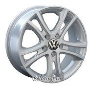 Диск Replica VW27 6.5x16/5x112 D57.1 ET42 Silver - фото 1