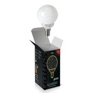 Gauss энергосберегающие лампочки