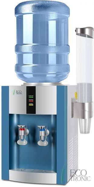 Кулер для воды Ecotronic H1-T с компрессором